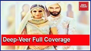 Deepika-Ranveer Ki Shaadi Full Coverage: Inside The Biggest Bollywood Wedding Of The Year!