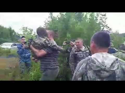 Спасенная девочка, Михайловка, Волгоградская область