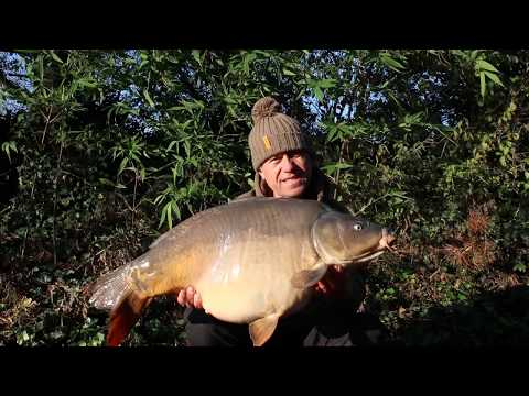 Carp Fishing In The Netherlands With Dan Cleary!