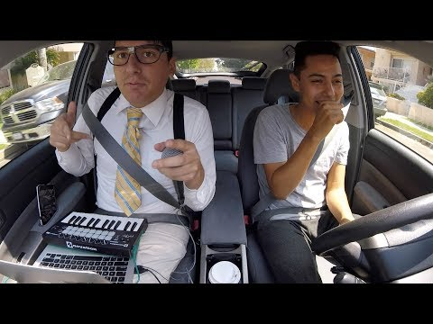 OLLIE B SURPRISES LYFT DRIVER WITH SECRET TALENT