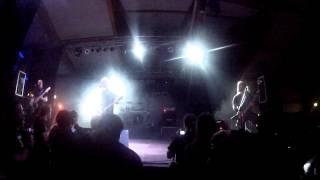 Einherjer - Einherjermarsjen + Naar Aftensolen Rinner @ Ragnaroek 2012 [HD]