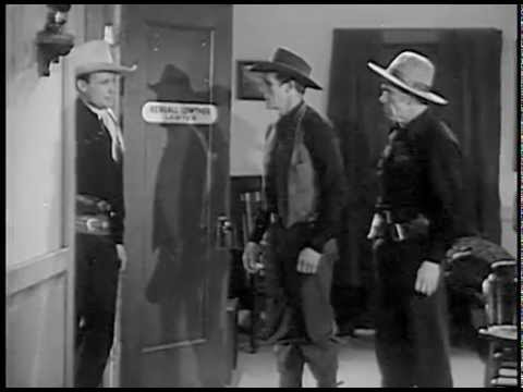 Guns of the Law (1944) DAVE O'BRIEN