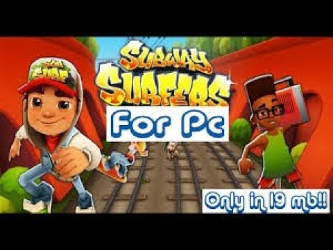 subway surfers for pc without bluestacks