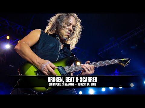 Metallica: Broken, Beat & Scarred (MetOnTour - Singapore - 2013)