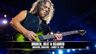 Metallica Broken Beat Scarred MetOnTour Singapore 2013