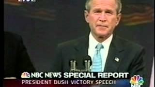 2004 Presidential Election Day After Nov 3 Part 5