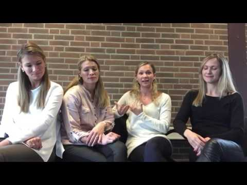 Filiae zussen beantwoorden vragen Nederland Zingt