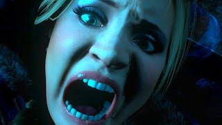Until Dawn - Jess Death Scene