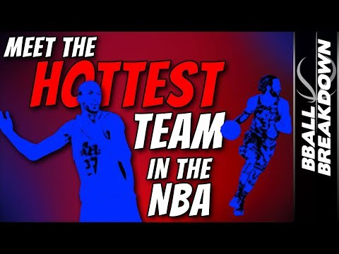 Meet The HOTTEST Team In The NBA