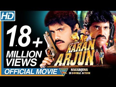Hum Hai Karan Arjun Hindi Dubbe Full Movie || Nagarjuna, Ramya Krishna, Soundarya, Rambha