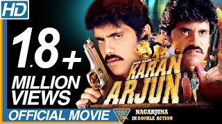 Video Hum Hai Karan Arjun Hindi Dubbe Full Movie || Nagarjuna, Ramya Krishna, Soundarya, Rambha download MP3, 3GP, MP4, WEBM, AVI, FLV April 2018