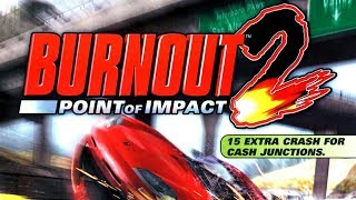 Longplay [Xbox] Burnout 2: Point of Impact