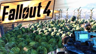 SMALL LOAN OF A MELON DOLLARS Fallout 4 Gameplay Funny Moments