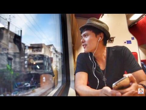 Overnight Train BANGKOK - CHIANGMAI [Local Advice] รถไฟกรุงเทพฯ - เชียงใหม่