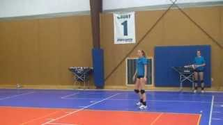Emily Greene - 2013 Club Footage w/ 2012 Falls Skills Mechanics