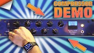 Compressor Demo: Tegeler Crème