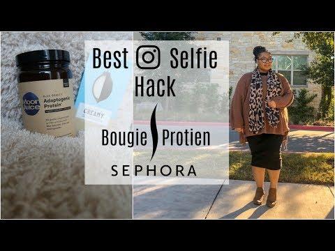 Edyn Daily - Vlog | No. 56 | Best Instagram Selfie Hack! | Bougie Vegan Protein! thumbnail