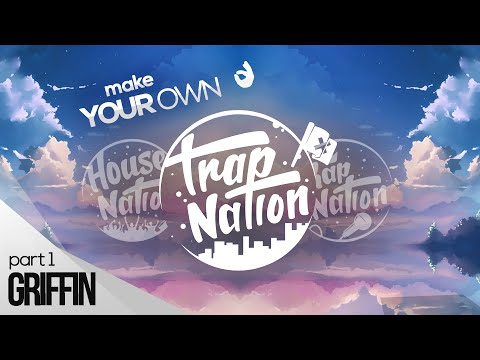 How to make a logo like Trap Nation | Photoshop | Part 1/2