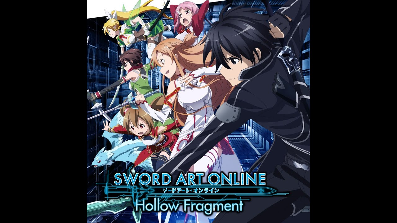 sword art on- line fragment gol datating