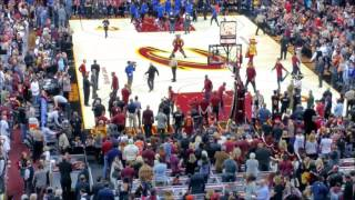 Cleveland Cavaliers vs Golden State Warriors Christmas Day 2016
