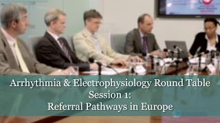 Arrhythmia & Electrophysiology Round Table Discussion