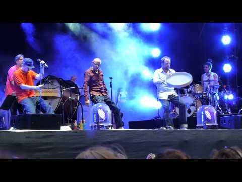Die Fantastischen Vier - Troy / Tag am Meer (Unplugged) - live @ Zurich Openair 26.8.2012