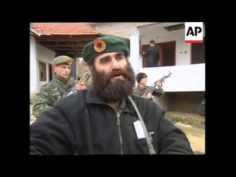 SERBIA: REBELS HAND OVER 3 SERB SOLDIER BODIES