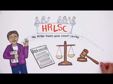 HRLSC & OFIFC present Defending your human rights in Ontario – what you need to know