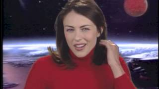 Elizabeth Hurley interview with Jimmy Carter