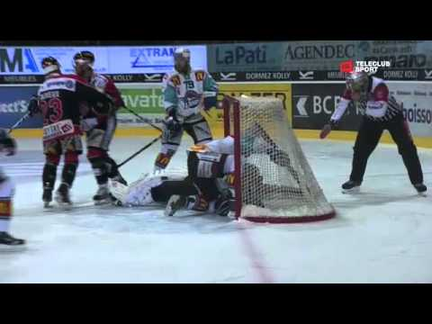 Highlights: HC Fribourg-Gotteron vs Lakers