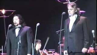 Luis Ledesma & Andrea Bocelli - Au Fond Du Temple Saint