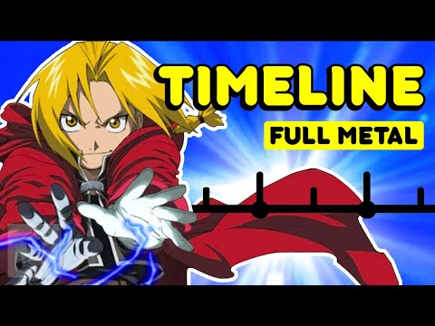 The Complete Fullmetal Alchemist Brotherhood Timeline | Get