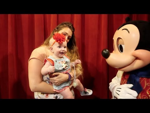 Disney Day with Scotty Grace | Annie LeBlanc