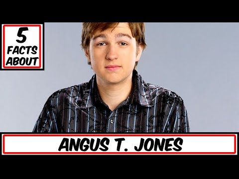 5 Facts About Angus T. Jones Jake Harper