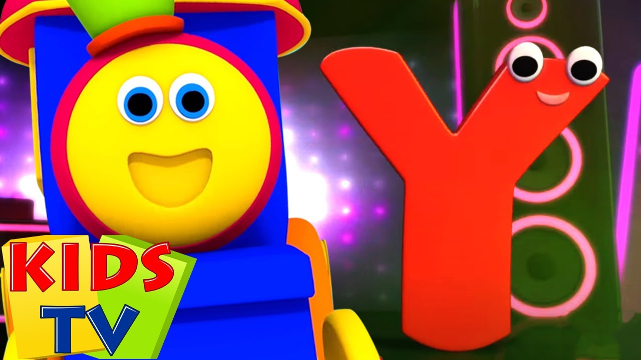 รถไฟบ๊อบ เรียน | ตัวอักษร Y | การศีกษาสำหรับเด็ก | การ์ตูน | Kids Tv Thailand | เนอ สเซอรี่ ไรม์