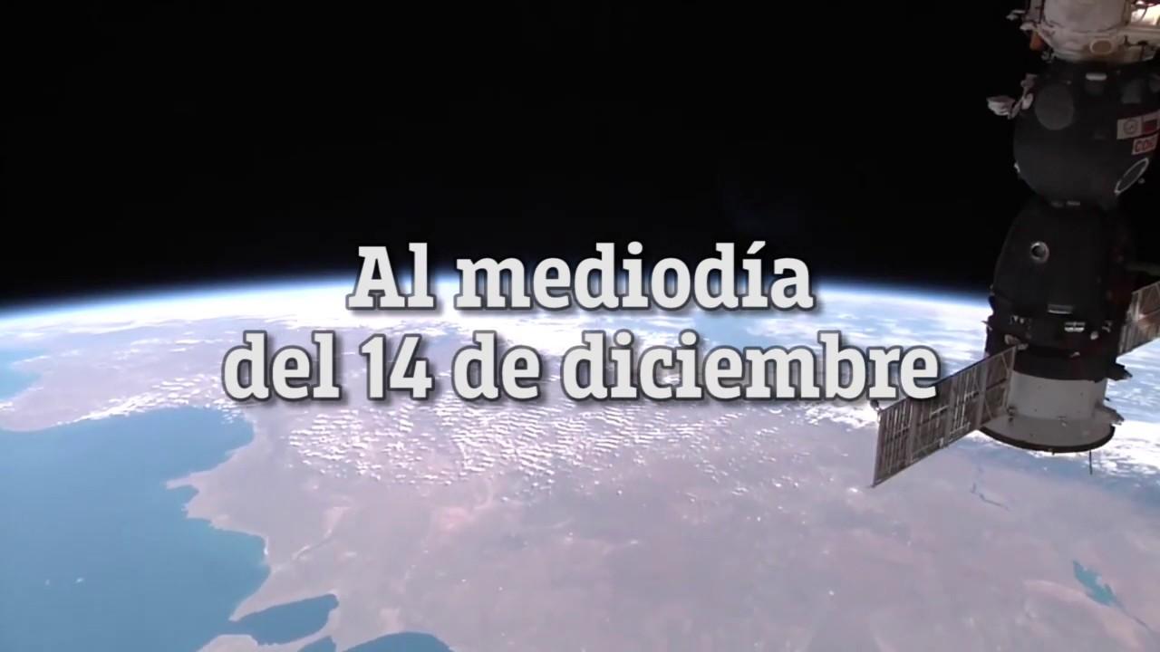Mirá y compartí el video del Eclipse Solar del 14 de diciembre del 2020