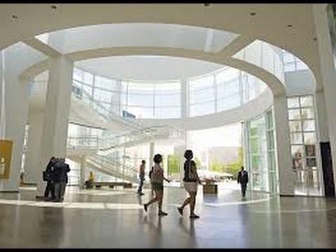 A Walk Around The Getty Center,  Los Angeles