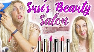 Susi´s Beauty Salon ! Hair Tutorial