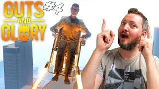 SVÆRT ELLER NEMT?! - Guts And Glory Larry Dansk Ep 4