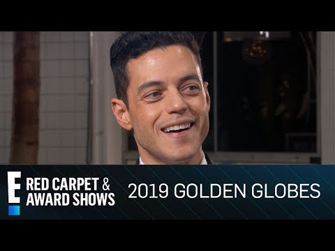 "Rami Malek Talks Big Audition Process for ""Bohemian Rhapsody""  E Red Carpet & Award Shows"