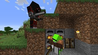 Minecraft Speedrunner VS Slayer