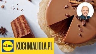 Tort cynamonowy - Paweł Małecki - Przepisy Kuchni Lidla