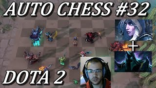 Minus Armor + Physical DMG Build | Auto Chess Gameplay Commentary #32 Dota 2 thumbnail
