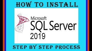 How To Install SQL Server 2019 || how to install SQL server on windows server 2019