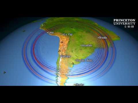 Magnitude 5.8 Quake, SALTA PROVINCE, ARGENTINA