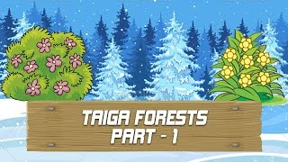Taiga Forests - Amazing Strange Facts Blow Your Mind - Ep - 13 - Part 1