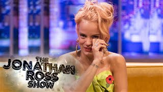 Lily Allen Talks About Stillbirth - The Jonathan Ross Show
