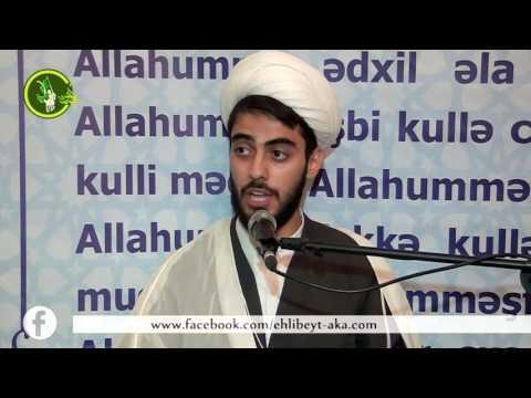 Agadadas Muslimov cume Ramazan ayi 10062016