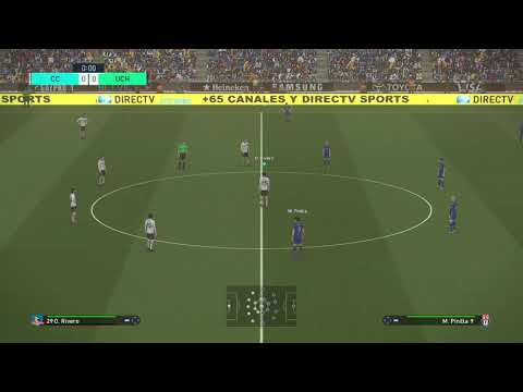 PES 2018 Colo-Colo Animated Adboards by Rydimir