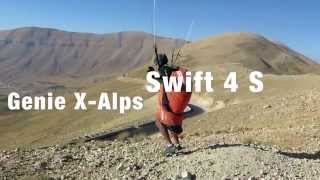 Gin X Alps Light   Ozone Swift 4 S